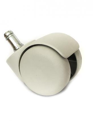 Náhradní díly Kolečko plastové světle šedé 50 mm (sada 5 ks)