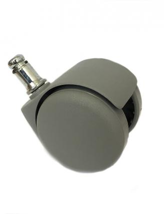 Náhradní díly Kolečko plastové tmavě šedé 50 mm (sada 5 ks)