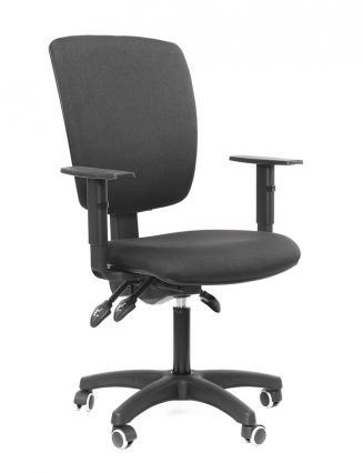 Kancelářské židle Alba Kancelářská židle Matrix černý