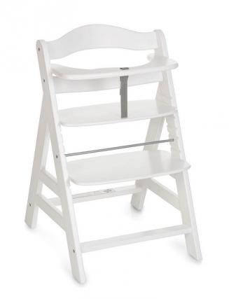 Jídelní židličky HAUCK Hauck Alpha+ dětská židle bílá