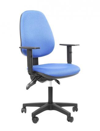 Kancelářské židle Alba Kancelářská židle Diana modrá