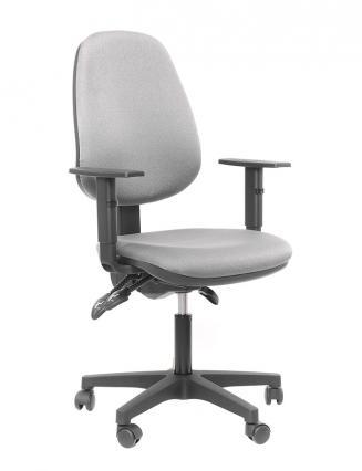 Kancelářské židle Alba Kancelářská židle Diana šedá