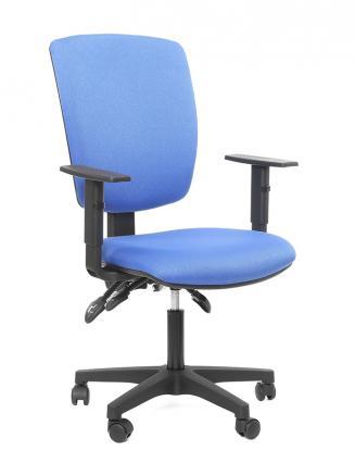 Kancelářské židle Alba Kancelářská židle Matrix modrý