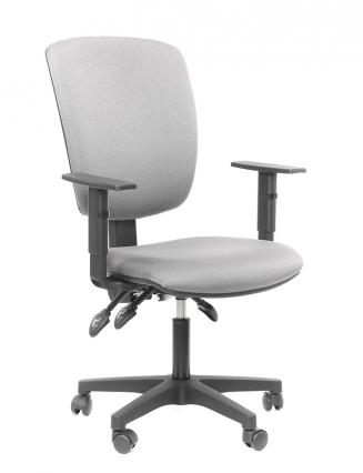 Kancelářské židle Alba Kancelářská židle Matrix šedý