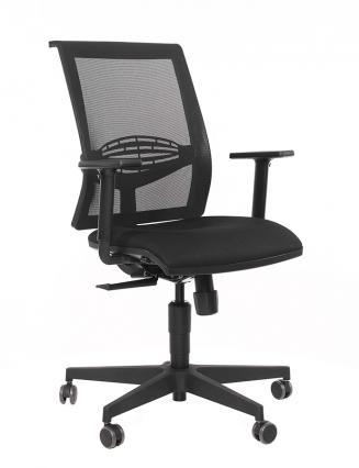 Kancelářská židle LD Seating Kancelářská židle Lyra 217-SY černá