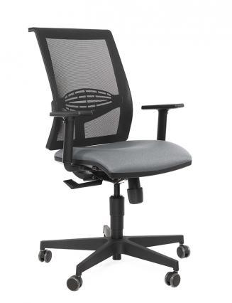 Kancelářská židle LD Seating Kancelářská židle Lyra 217-SY šedá