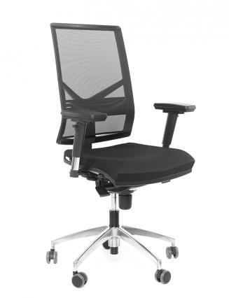 Kancelářské židle Antares Kancelářská židle 1850 SYN OMNIA ALU BN7 AR08 C 3D SL GK