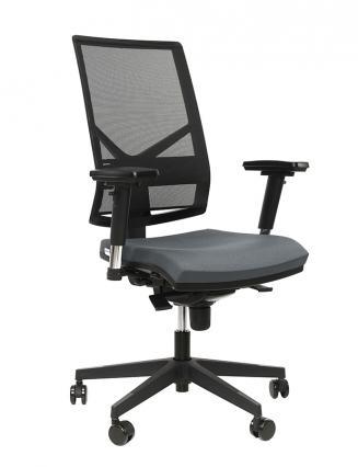 Kancelářské židle Antares Kancelářská židle 1850 SYN OMNIA BN6 AR08 C 3D SL