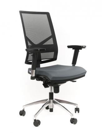 Kancelářské židle Antares Kancelářská židle 1850 SYN OMNIA ALU BN6 AR08 C 3D SL GK