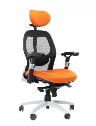 Office pro Kancelářské křeslo Saturn oranžový
