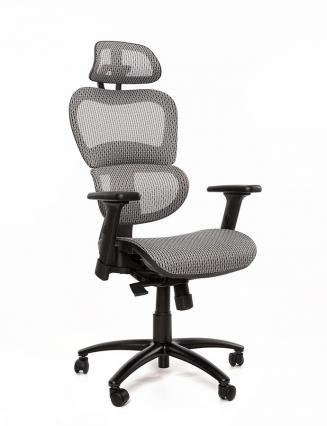 Kancelářské židle Sedia Kancelářské křeslo IT MANAGER šedé