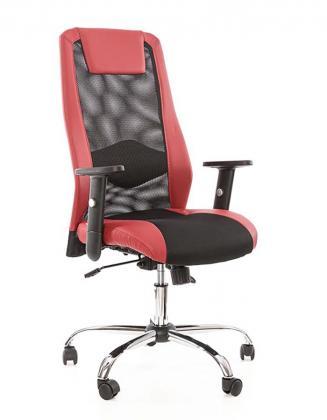 Kancelářské židle Antares Kancelářská židle Sander červená