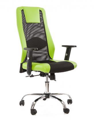 Kancelářské židle Antares Kancelářská židle Sander zelená