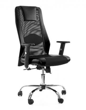 Kancelářská židle Sander černá
