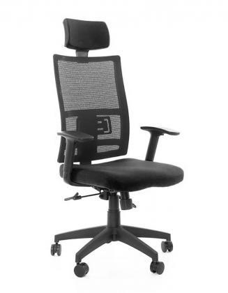 Kancelářské židle Antares Kancelářská židle Mija černá