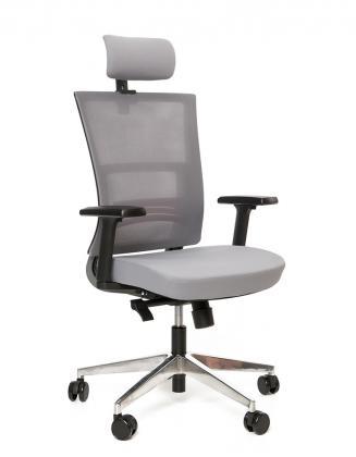 Kancelářská židle Next PDH šedá