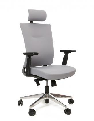 Kancelářské židle Antares Kancelářská židle Next PDH ALL UPH šedá