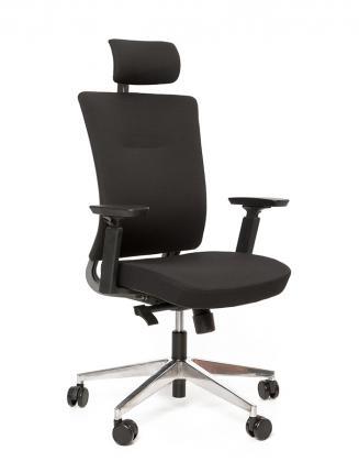 Kancelářské židle Antares Kancelářská židle Next PDH ALL UPH černá