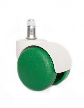 Náhradní díly Plastové kolečko CB 50 zelené 50 mm (sada 5 ks)