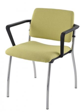 Konferenční židle - přísedící Prowork Konferenční židle Vizio 6812 B