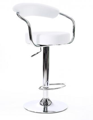 Barové židle Sedia - Barová židle 2-31 bílá