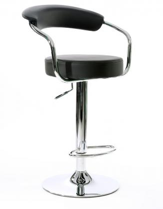 Barové židle Sedia Barová židle 2-31 černá