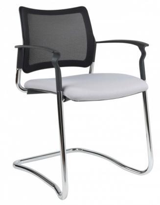 Konferenční židle - přísedící Antares Konferenční židle 2170/S C NET Rocky/S NET