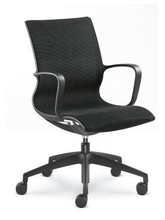 Kancelářské židle LD Seating Kancelářská židle Everyday 750
