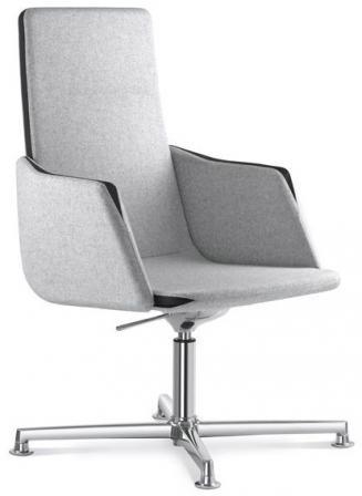 Kancelářské křeslo LD Seating Kancelářské křeslo Harmony 832-PRA, F34-N6