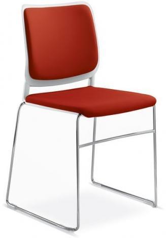 Konferenční židle - přísedící LD Seating Konferenční židle Time 162-N4