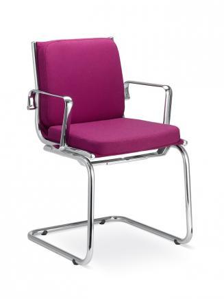 Konferenční židle - přísedící LD Seating Konferenční židle Fly 704