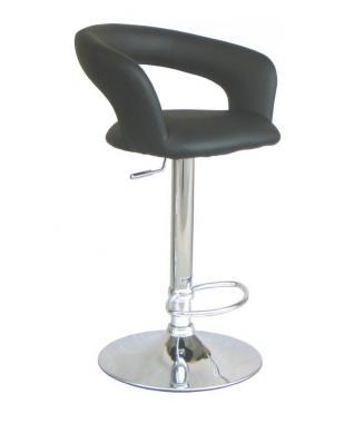 Barové židle Sedia Barová židle 2-26 černá