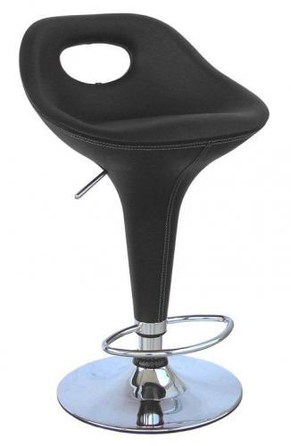 Barové židle Sedia - Barová židle 2-34 A černá
