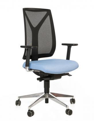 Kancelářské židle LD Seating Kancelářská židle Leaf 503-SYS P CSE08 R100 BR209N6 F40N6 RM