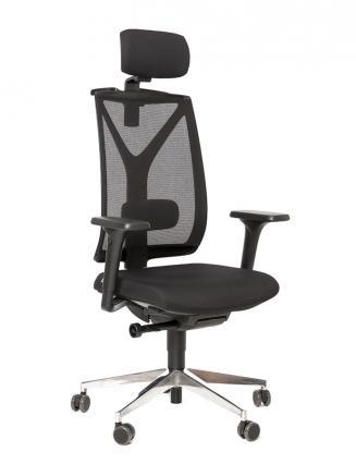 Kancelářské židle LD Seating Kancelářská židle Leaf 503-SYA P CSE14 RAY100 BR211 F40N6 HO HN BO RM