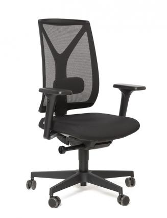 Kancelářské židle LD Seating Kancelářská židle Leaf 503-SYA P CSE14 RAY100 BR211 BO RM