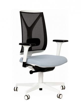 Kancelářské židle LD Seating Kancelářská židle Leaf 504-SYA P CSE39 RAY100 BR211WH RM BO