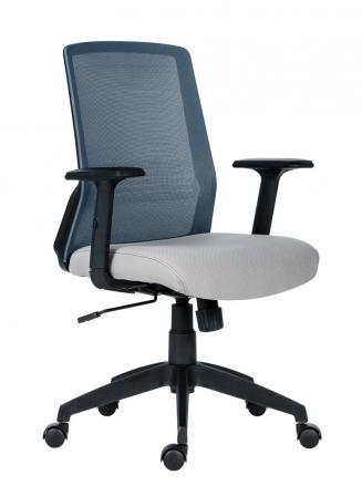 Kancelářské židle Antares Kancelářská židle Novello šedá