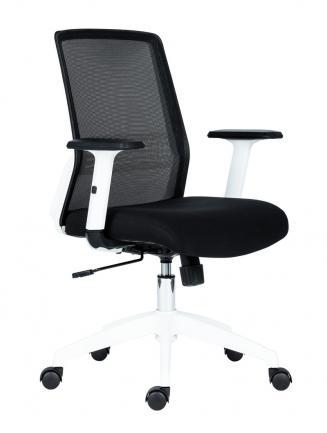 Kancelářské židle Antares Kancelářská židle Novello WHITE černá