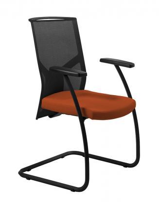 Konferenční židle - přísedící Mayer Konferenční židle PRIME MESH 252S