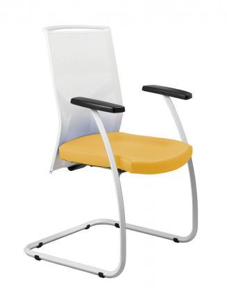 Konferenční židle - přísedící Mayer Konferenční židle PRIME MESH 252W