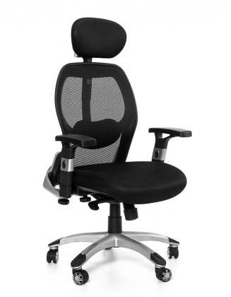 Kancelářské židle Peška Kancelářské křeslo Merkur Eco černá