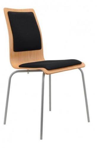 Konferenční židle - přísedící Alba Konferenční židle Lilly čalouněná