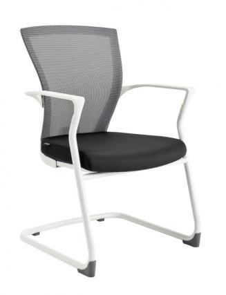 Konferenční židle - přísedící Office pro Konferenční židle Merens White Meeting