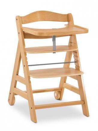 Jídelní židličky HAUCK Hauck Alpha Move dětská židle buk přírodní