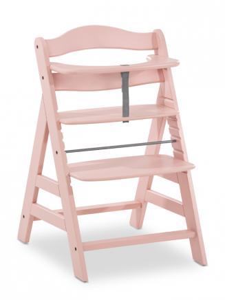 Jídelní židličky HAUCK Hauck Alpha+ dětská židle růžová