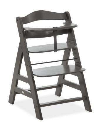 Jídelní židličky HAUCK Hauck Alpha+ Select dětská židle uhlová