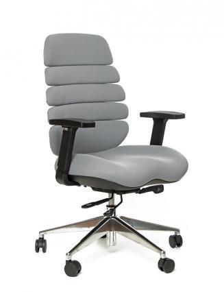 Kancelářské židle Node Kancelářská židle SPINE šedá