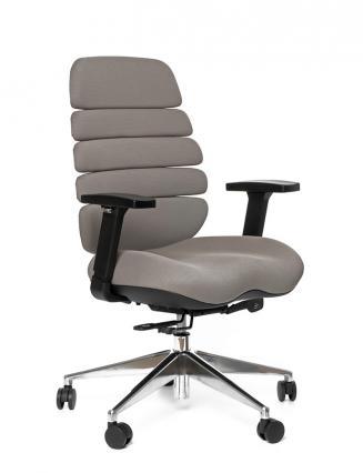 Kancelářské židle Node Kancelářská židle SPINE tmavě šedá