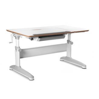 Rostoucí stoly Expert Mayer dětský rostoucí stůl Expert 32E2 18 bílý